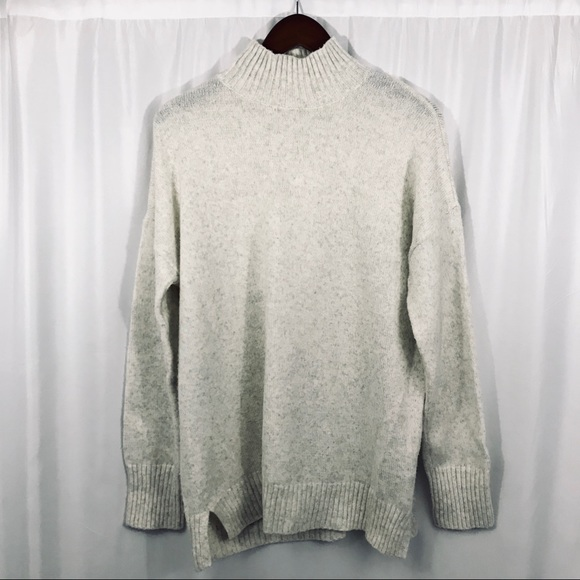 GAP - Gap Cozy Slouchy Mock Turtleneck sweater oversized from ...